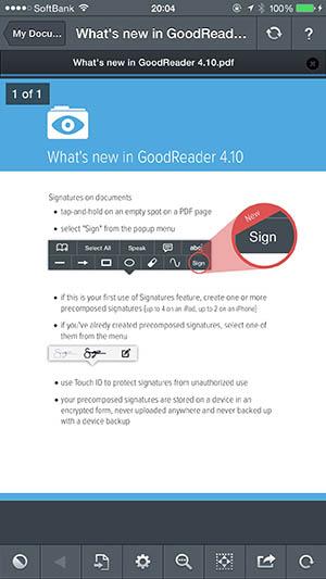 GoodReader4.10.0